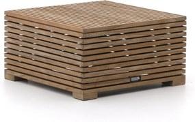 ROUGH-C bijzet tuintafel 60x60x32cm - Laagste prijsgarantie!