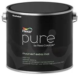 Flexa Pure Muurverf Extra Mat - Mengkleur - 2,5 l