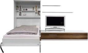 Wandklapbed combinatie Majano, loftscape