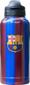 Bidon FC Barcelona stripes classic 400 ml