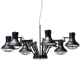 Kare Design Spider Multi Verstelbare Hanglamp