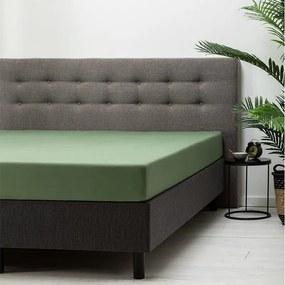 Fresh & Co Hoeslaken Katoen - Groen 80 x 200 cm