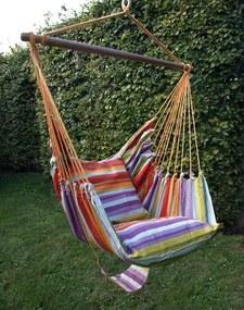 Hangstoel Costa Rica XL Inclusief 2 kussens 60x60 cm