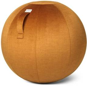 Vluv Varm zitbal Pumpkin - 65 cm