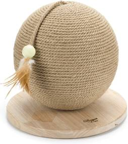 houten krabbol balty 30x30x27