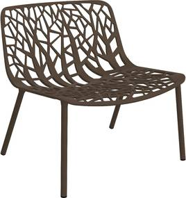 Fast Forest Lounge Fauteuil Donkerbruin
