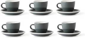 Acme & Co Demitasse Kop & Schotel 0,07 L - 6 st