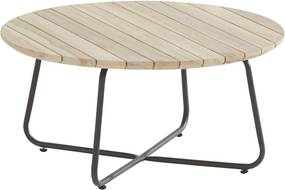 4 Seasons Outdoor Axel coffee table teak round 73 cm (H 35 cm)
