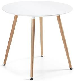 Kave Home Wad Ronde Tafel - 100 X 100cm.
