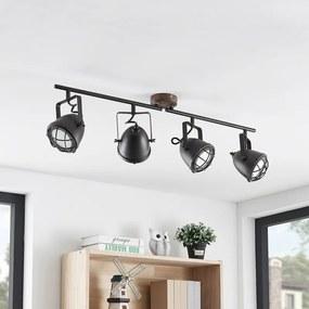 Adeon LED plafondlamp, 4-lamps - lampen-24
