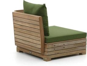ROUGH-B chaise longue loungeset 5-delig - Laagste prijsgarantie!