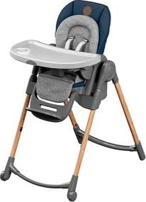 Maxi-Cosi Minla High Chair Kinderstoel - Essential Blue - Kinderstoelen