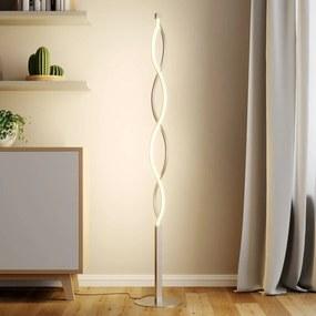 Golfvormige LED vloerlamp Auron - lampen-24