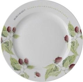 Wildflowers bord plat - ø 23 cm