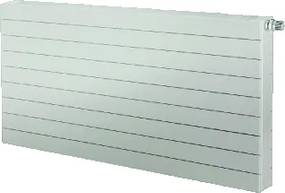 NARBONNE H radiator (decor) staal wit (hxlxd) 502x1800x93mm
