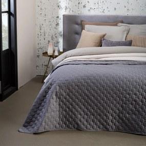Presence Bedsprei Pearl - Donker Grijs 250 x 260 cm