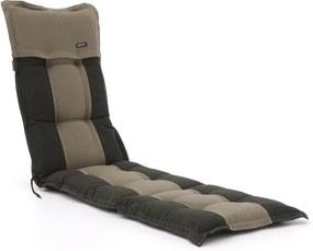Tuinkussens voor deckchair 200x50cm - Laagste prijsgarantie!