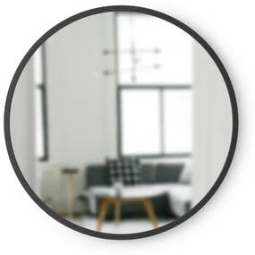 Umbra Hub Spiegel 46x46x3cm glas zwart 1013756-040