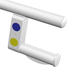 Hewi Closetrolhouder Polyamide Wit 950.50.06390 98