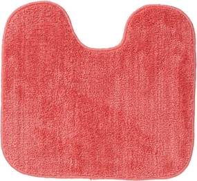 Toiletmat Antislip Sealskin Doux Micro Fibre/Polyprop Koraal 45x50cm