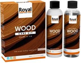 Royal Furniture Care Wood Care Kit Shine & Fix