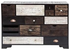 Kare Design Finca Design Dressoir Finca 14D - 114x35x80cm.