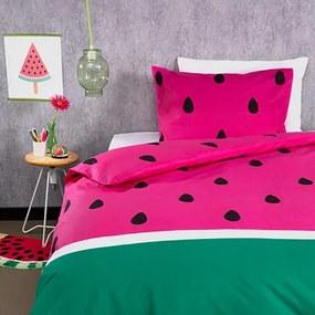Fresh & Co Happy Watermelon Dekbedovertrek