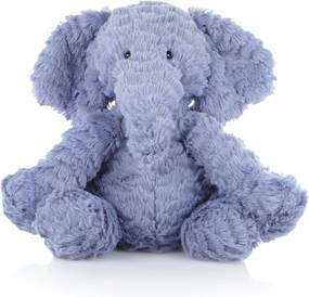 Jellycat Fuddlewuddle Elephant knuffel 22 cm