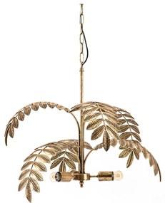 By-Boo Unbeleafable Hanglamp Met Gouden Bladeren