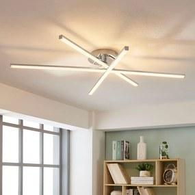 3.lamps LED plafondlamp Korona, dimmer - lampen-24