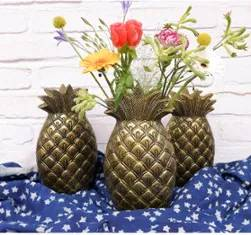 Doing Goods Polly Pineapple ananas vaas 25 cm