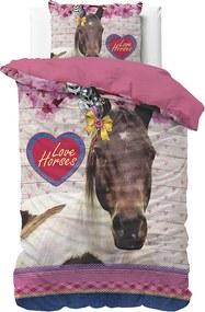 DreamHouse Bedding Horse Love Dekbedovertrek