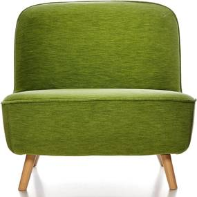 Moooi Cocktail fauteuil Velour mosgroen