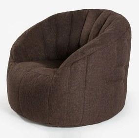 Ambient Lounge Butterfly Zitzak - Hot Chocolate