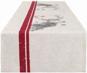 CASATEX tafelloper, 40x140 cm, »Edelhert«