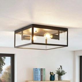 Antonios plafondlamp in kooi-look - lampen-24
