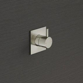 Hotbath Cobber inbouw douchemengkraan vierkant mat wit HBCB031/CB031QEXTWH