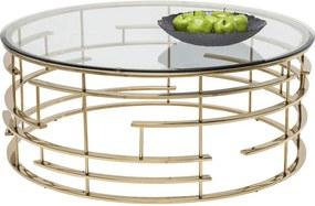 Kare Design Jupiter Moderne Salontafel - 100 X 100cm.