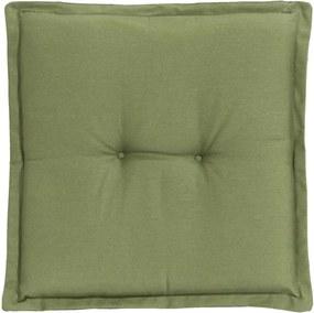 Le Sud zitkussen Brest - groen - 44x44x7 cm - Leen Bakker