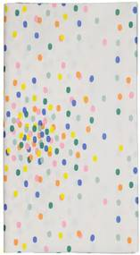 Tafelkleed Papier 138x220 Confetti