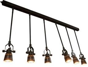 Spider Hanglamp zwart