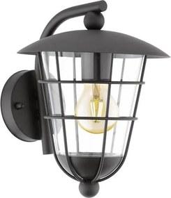 EGLO, wandlamp voor buiten »PULFERO«,