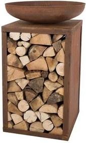 Wood Storage Vuurschaal