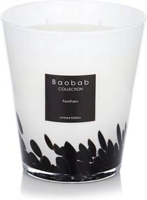 Baobab Collection Max 16 Feathers geurkaars