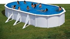 Zwembad Atlantis met schorren set ovaal 810 cm Gre Aqua-fun