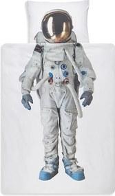 Snurk Astronaut kinderdekbedovertrekset van katoen perkal 160 TC