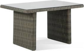 Garden Collections Royalty lounge/dining tafel 120 x 80 cm