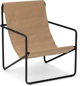 Ferm Living Desert Kinderstoel Black Solid