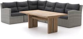 Intenso Fellini/ROUGH-L dining loungeset 7-delig links - Laagste prijsgarantie!