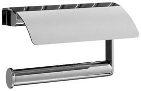 Ideal Standard Connect closetrolhouder met klep chroom N1382AA